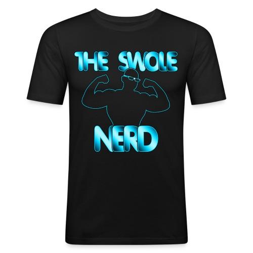 swolenerd - Men's Slim Fit T-Shirt