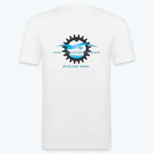 kledijlijn NZM 2017 - Mannen slim fit T-shirt