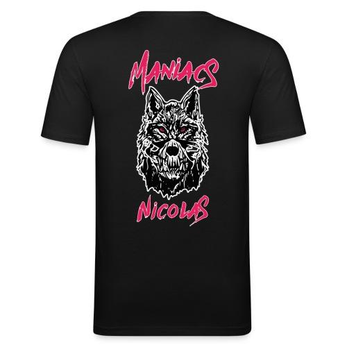 Nic png - Männer Slim Fit T-Shirt