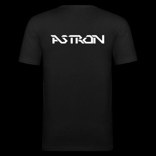 Astron - Men's Slim Fit T-Shirt