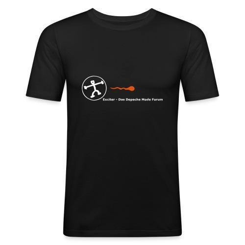 forumshirt front - Männer Slim Fit T-Shirt