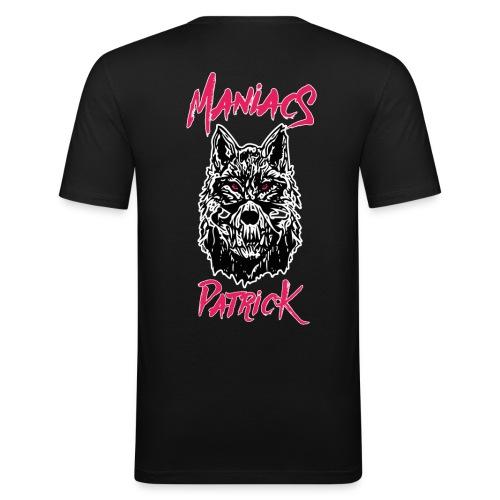 Patrick png - Männer Slim Fit T-Shirt