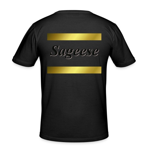 Sageese1400 - Men's Slim Fit T-Shirt