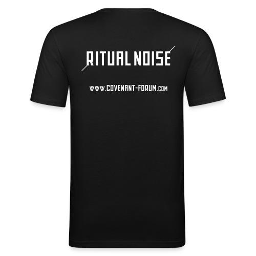 ritualnoise 2 - Männer Slim Fit T-Shirt