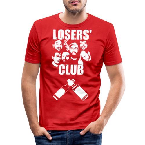 losersclub2 png - Maglietta aderente da uomo