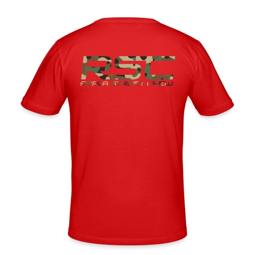 RSCcamo - Men's Slim Fit T-Shirt