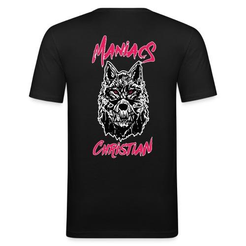 Christian png - Männer Slim Fit T-Shirt
