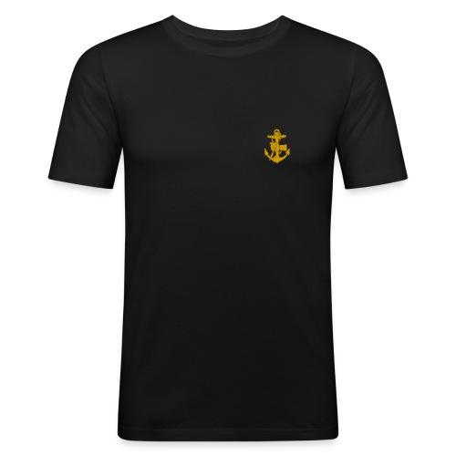 troejortransparent - Slim Fit T-shirt herr