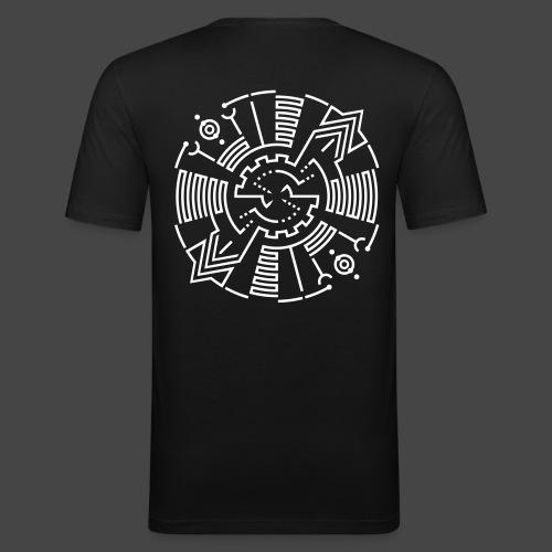 Tekno 23 Spirito - Maglietta aderente da uomo