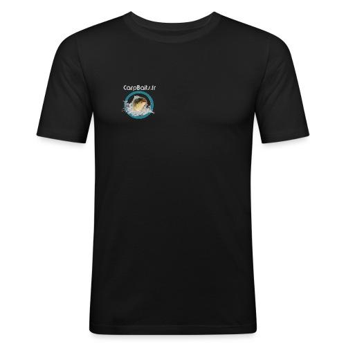 LOG4 png - T-shirt près du corps Homme