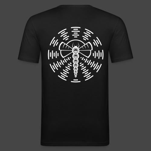 DRAGONFLY TEKNO 23 - T-shirt près du corps Homme