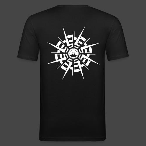 Spirale à 23 haut-parleurs - T-shirt près du corps Homme