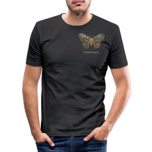 Chrysalis-transparent-PNG - T-shirt près du corps Homme