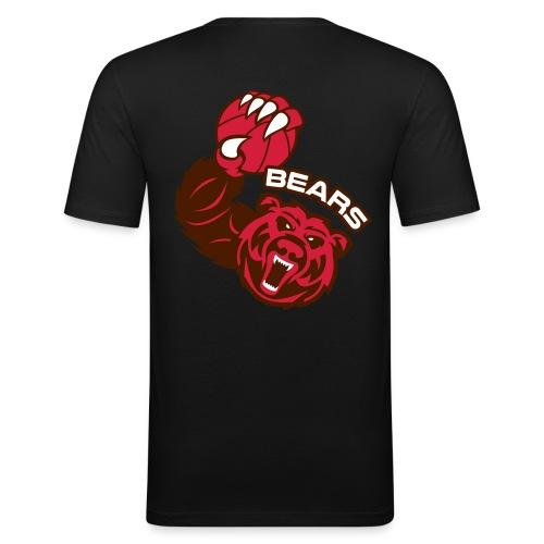 Bears Basketball - T-shirt près du corps Homme