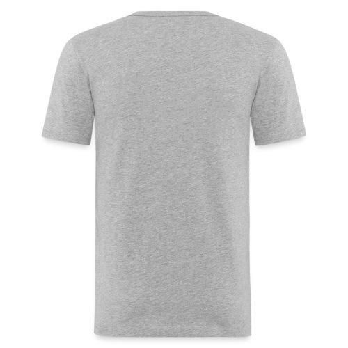 Ansae Channel - Slim Fit T-shirt herr