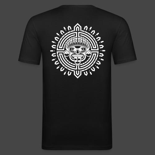 Maya, Inca et Aztec 23 - T-shirt près du corps Homme