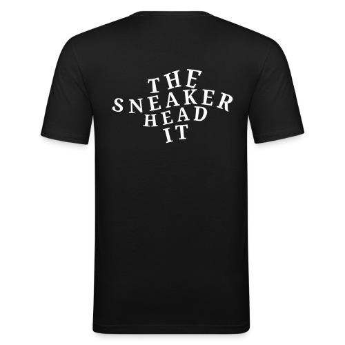 The_sneakerhead_it official merchandise - Maglietta aderente da uomo