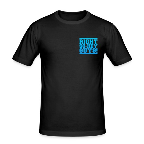 RSHGSHIRT png - Men's Slim Fit T-Shirt