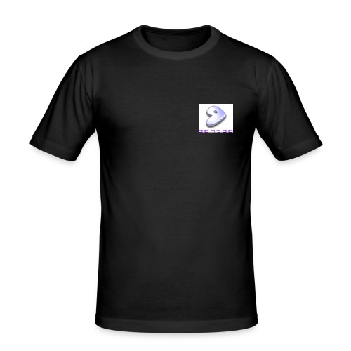 gentoologo - Männer Slim Fit T-Shirt