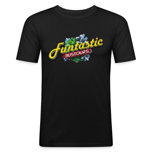 Shirt02 - Männer Slim Fit T-Shirt