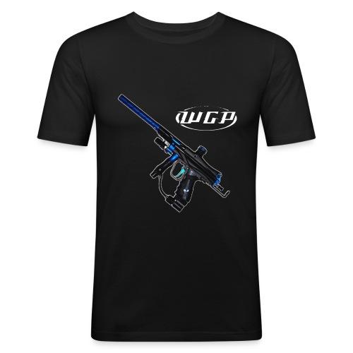 D COG11 png - Männer Slim Fit T-Shirt
