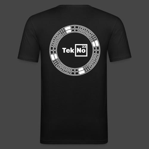 TEKNO 23 tours - T-shirt près du corps Homme