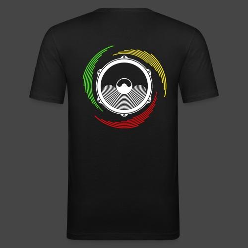 Ragga Tekno 23 - T-shirt près du corps Homme