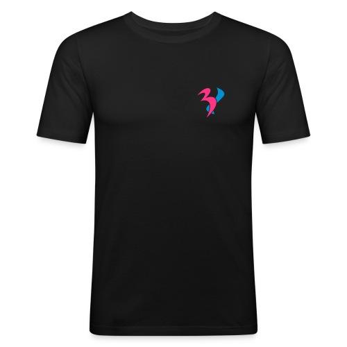 LogoTSC Flex - Männer Slim Fit T-Shirt
