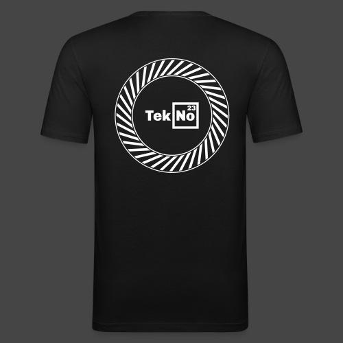 TEKNO23 ROUND - T-shirt près du corps Homme