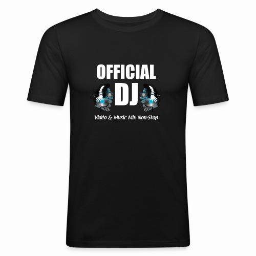 official DJ4 png - T-shirt près du corps Homme