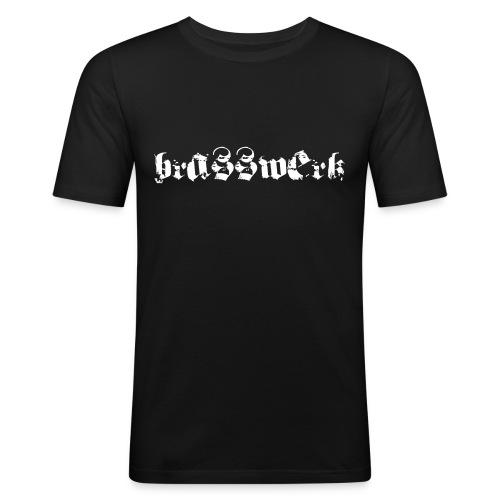 brasswerk1 - Männer Slim Fit T-Shirt
