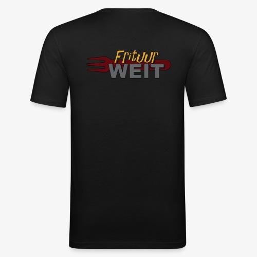 Weit Original - Mannen slim fit T-shirt