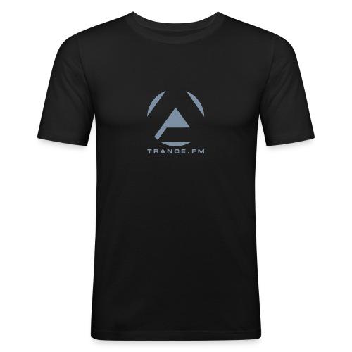 TFM logo v2 0 1 colour - Men's Slim Fit T-Shirt