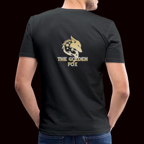 Logo TGF - T-shirt près du corps Homme
