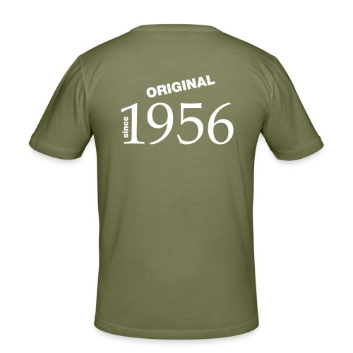 1956 - Männer Slim Fit T-Shirt