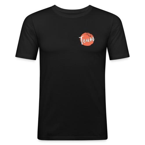 20190114_Logo_neu_bunt_Sc - Männer Slim Fit T-Shirt