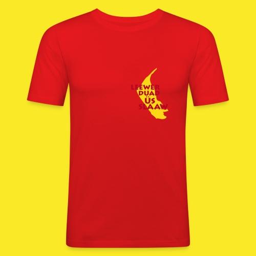 ldusamrum - Männer Slim Fit T-Shirt