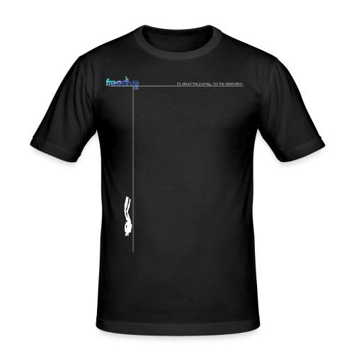 the-journey-tee - Men's Slim Fit T-Shirt