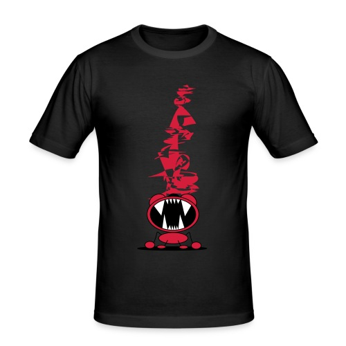 froggy - Männer Slim Fit T-Shirt