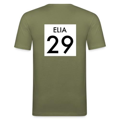 29 ELIA - Männer Slim Fit T-Shirt