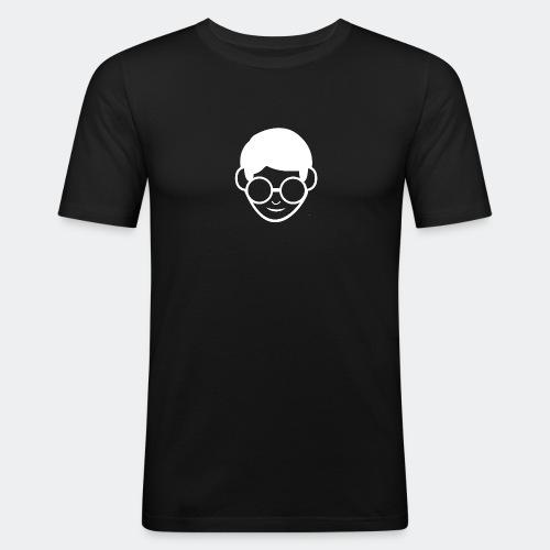 shirt_back_hell - Men's Slim Fit T-Shirt