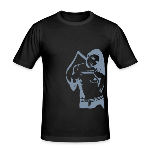x player s delight - Männer Slim Fit T-Shirt