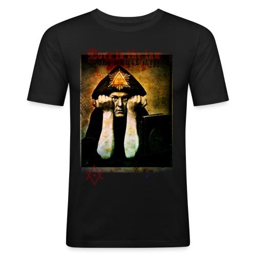 Crowley - Men's Slim Fit T-Shirt