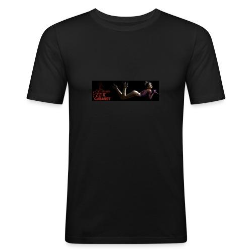 ini paintchaos - Men's Slim Fit T-Shirt