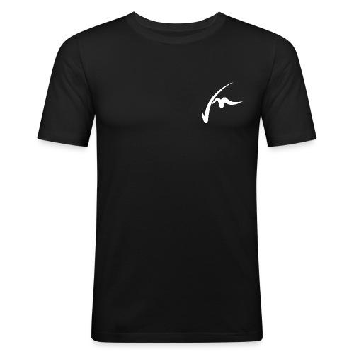 VM_BRUTE_Blanc - T-shirt près du corps Homme
