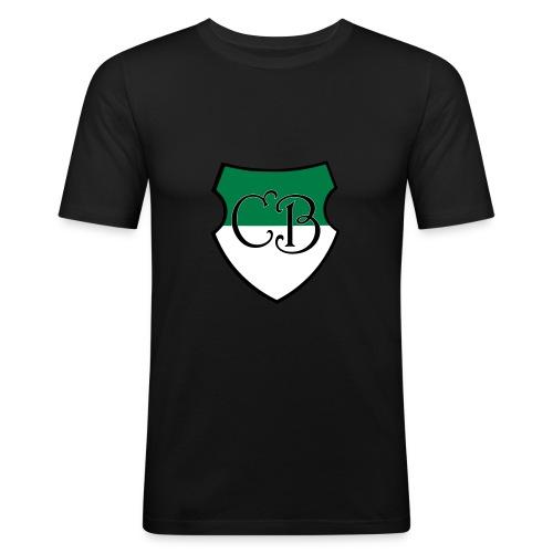 Wappen_07_03 - Männer Slim Fit T-Shirt