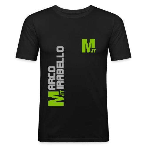 Marco Mirabello - Maglietta aderente da uomo