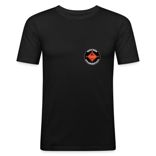 rb11o logo png - T-shirt près du corps Homme