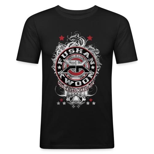 FK T Shirt DEVANT - T-shirt près du corps Homme