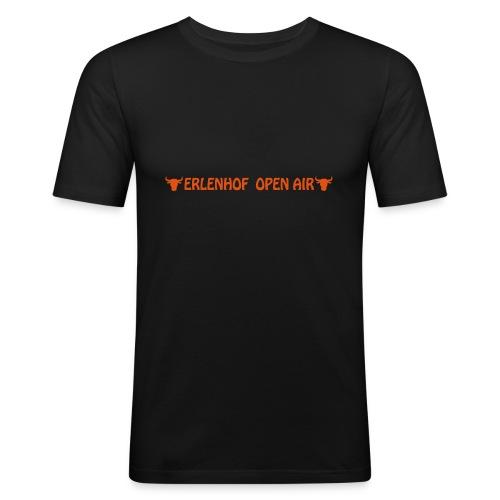 erlenhof vektor neu - Männer Slim Fit T-Shirt
